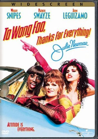 To Wong Foo Thanks For Everything Snipes Swayze Leguizamo DVD Pg13 Ws