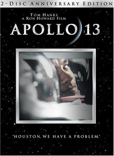 Apollo 13 Hanks Bacon Clr Ws Pg13 Anniv Ed.