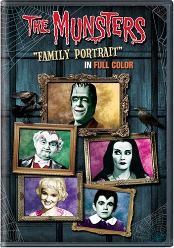 Munsters Family Portrait Nr
