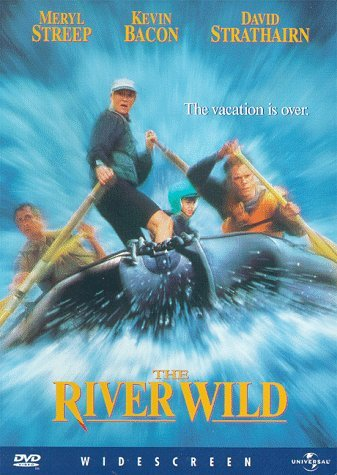 The River Wild Streep Bacon Strathairn DVD Pg13