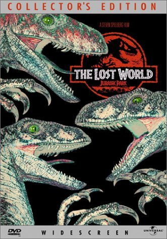 Jurassic Park Lost World Goldblum Moore Attenborough Clr Cc 5.1 Aws Pg13 Coll. Ed.