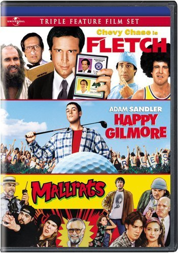 Fletch Happy Gilmore Mallrats Fletch Happy Gilmore Mallrats Nr 2 DVD