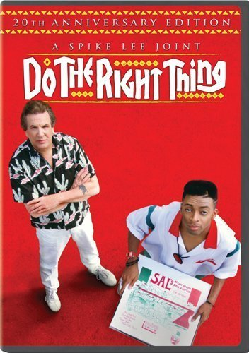 Do The Right Thing Lee Aiello Davis Dee 20th Anniv. Ed. R 2 DVD
