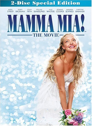 Mamma Mia The Movie Streep Brosnan Firth Seyfried Special Ed. Pg13 2 DVD