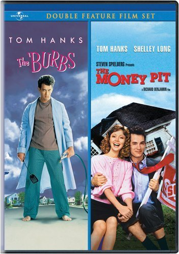 Burbs Money Pit Double Feature Burbs Money Pit Double Feature Ws Pg