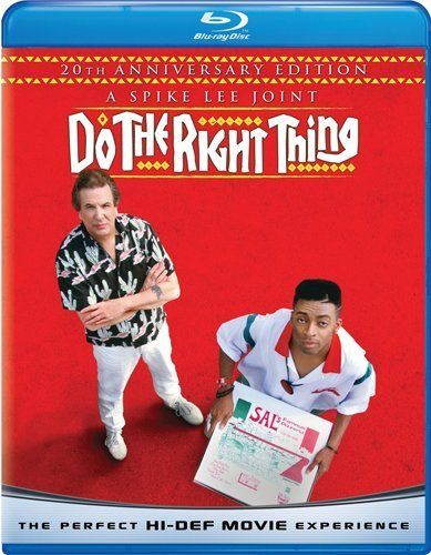Do The Right Thing Lee Aiello Davis Dee Blu Ray Ws R 20th Anniv. Ed