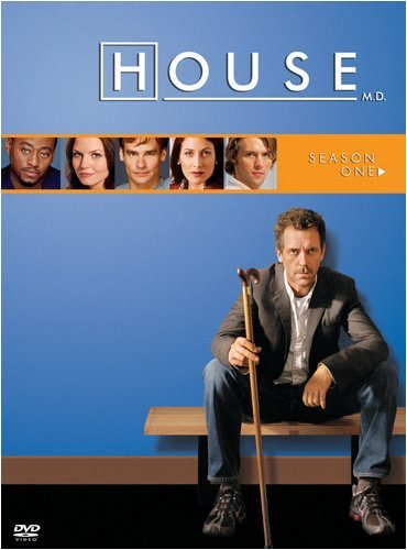 House Season 1 DVD Nr