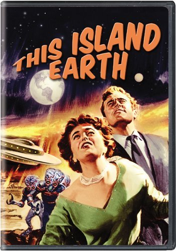 This Island Earth Morrow Domergue Clr Nr