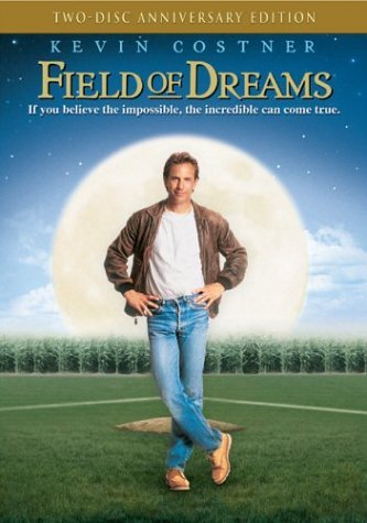 Field Of Dreams Costner Liotta Jones Pg Anniv Ed.
