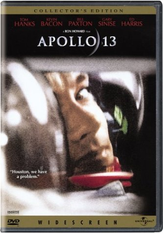 Apollo 13 Hanks Bacon Paxton Sinise DVD Pg Ws