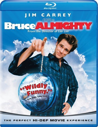 Bruce Almighty Bruce Almighty Blu Ray Ws Pg13