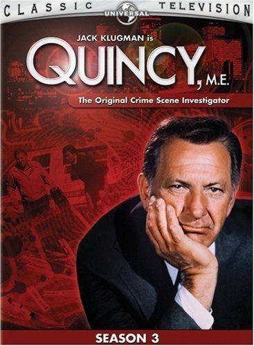 Quincy M.E. Season 3 DVD Nr