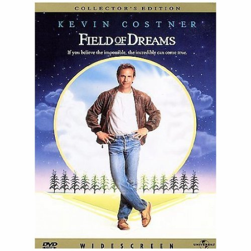 Field Of Dreams Costner Liotta Jones Ws Coll. Ed. Pg