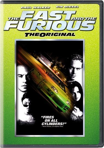 Fast & The Furious Fast & The Furious Lmtd Ed. Pg13 2 DVD