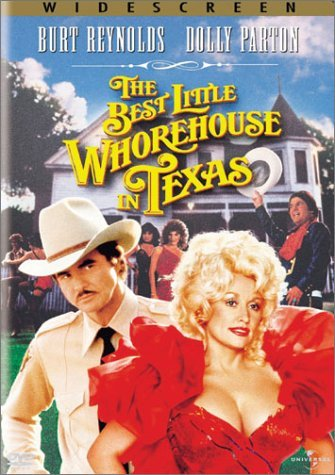 Best Little Whorehouse In Texas Reynolds Parton DVD R