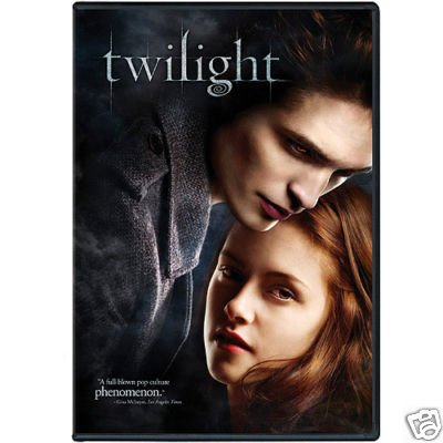 Twilight Saga Twilight Pattinson Stewart DVD Wal Mart Version Pg13 Ws