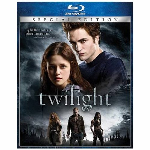 Twilight Pattinson Stewart Blu Ray Ws Pg13