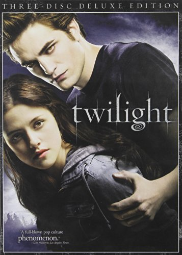 Twilight Eclipse Stewart Pattinson Lautner 3 Discs
