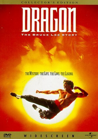 Dragon Bruce Lee Story Lee Holly Wagner DVD Pg13 Ws