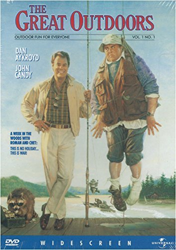 Great Outdoors Candy Aykroyd DVD Pg