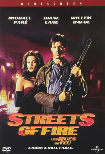 Streets Of Fire Pare Lane Moranis Dafoe DVD Pg