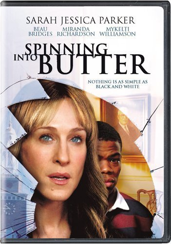 Spinning Into Butter Parker Bridges Richardson Will Ws R