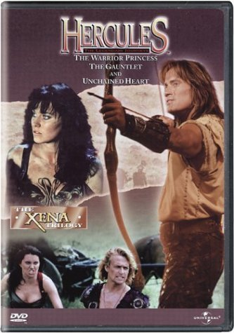Hercules Xena Trilogy Warrior Princess Gauntlet Unch Clr Cc St Keeper Nr 3 On 1