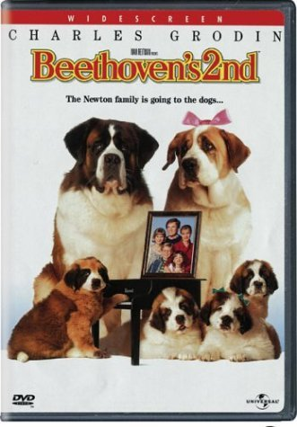 Beethoven's 2nd Grodin Hunt Clr Cc Dss Aws Keeper Pg