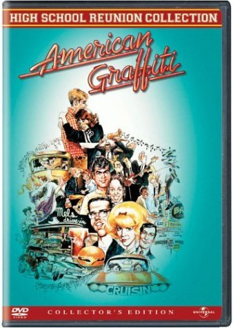 American Graffiti Dreyfuss Howard Clr Cc Dss Aws Keeper Pg Coll. Ed.