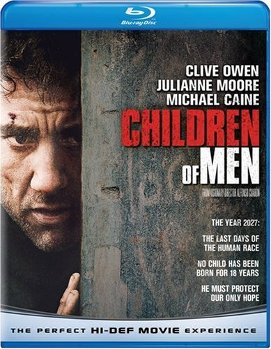 Children Of Men Owen Moore Caine Blu Ray R Ws