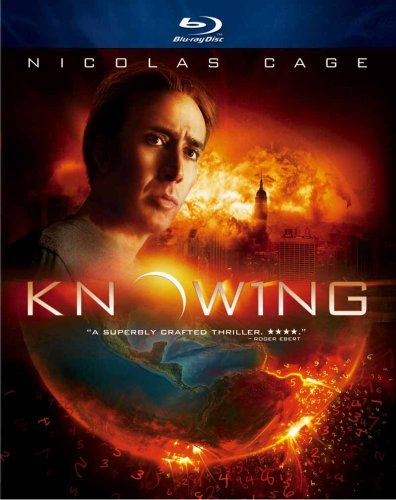 Knowing Cage Byrne Blu Ray Ws Pg13
