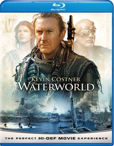 Waterworld Costner Hopper Tripplehorn Blu Ray Nr Ws