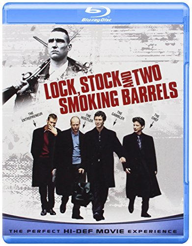 Lock Stock & Two Smoking Barrels Flemyng Fletcher Moran Statham Blu Ray R