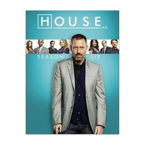 House Season 6 DVD Nr 5 DVD