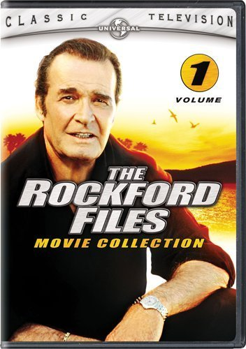 Rockford Files Movie Collectio Vol. 1 Rockford Files Movie Collectio Nr 2 DVD