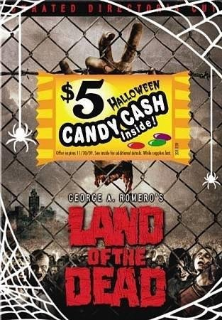 Land Of The Dead Land Of The Dead Ws Halloween Candy Cash Nr
