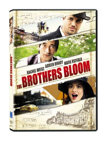 Brothers Bloom Brody Weisz Ruffalo Coltrane Pg13