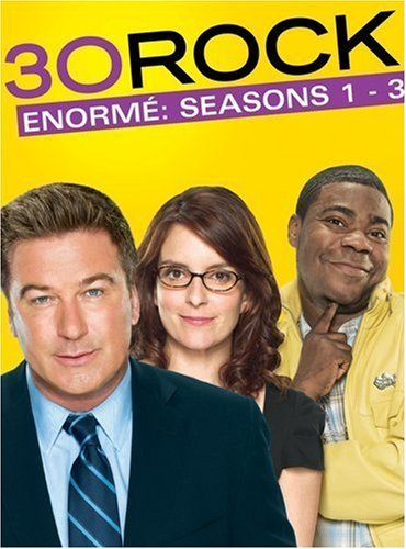 30 Rock Seasons 1 3 Nr 8 DVD