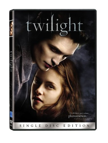 Twilight Pattinson Stewart Single Disc Ed. Pg13 Movie Cash