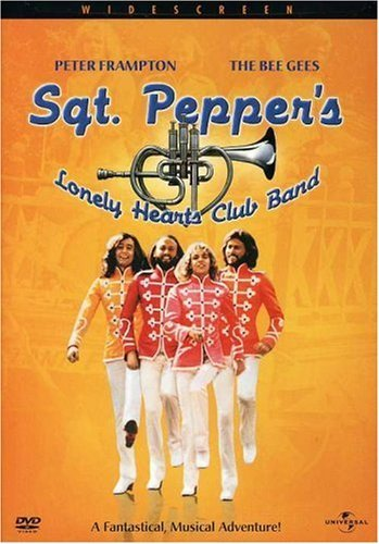 Sgt. Pepper's Lonely Hearts Cl Frampton Bee Gees Martin Pg