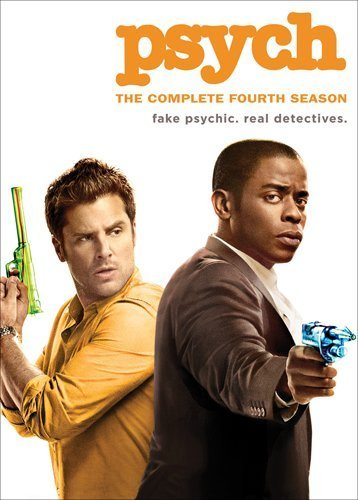 Psych Season 4 DVD Nr
