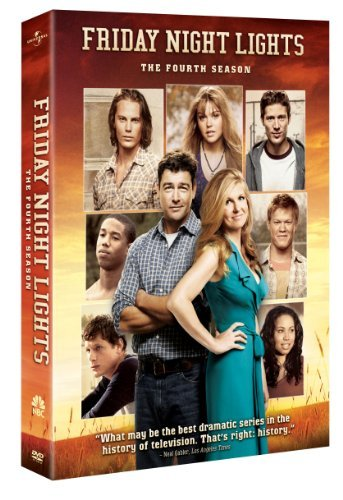 Friday Night Lights Season 4 DVD