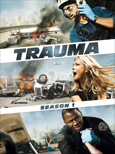 Trauma Season 1 Ws Nr 4 DVD