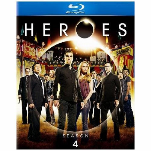 Heroes Heroes Season 4 Blu Ray Ws Season 4
