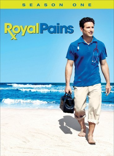 Royal Pains Season 1 DVD