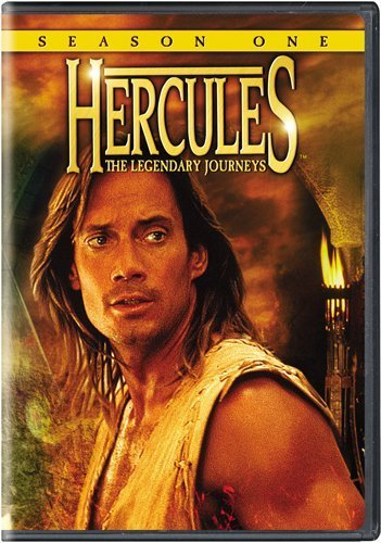 Hercules The Legendary Journeys Season 1 DVD Nr