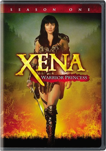 Xena Warrior Princess Season 1 DVD