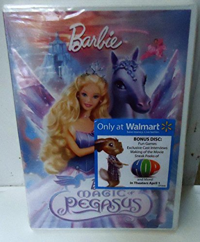 Barbie Barbie & The Magic Of Pegasus DVD Nr