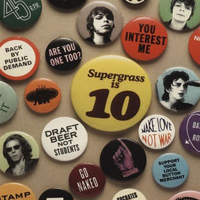 Supergrass Supergrass Import