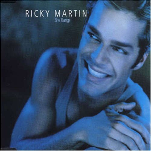 Ricky Martin She Bangs Import